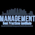 Text reading Management Best Practices Institute